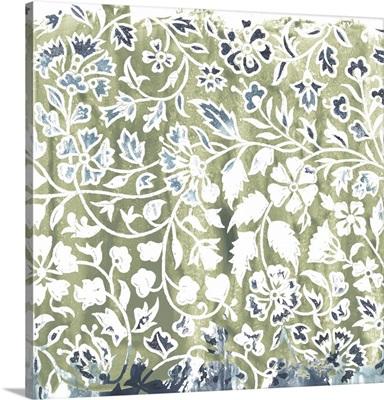 Flower Stone Tile I