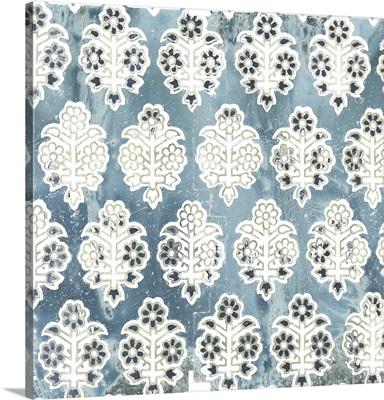 Flower Stone Tile VIII