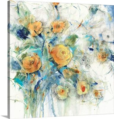 Flower Study I