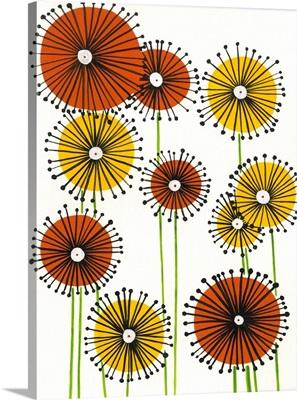 Flower Wheels II