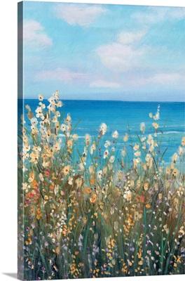 Flowers at the Coast II