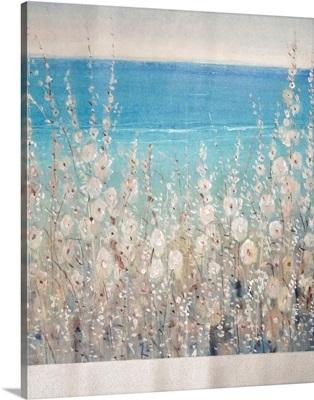 Flowers by the Sea II