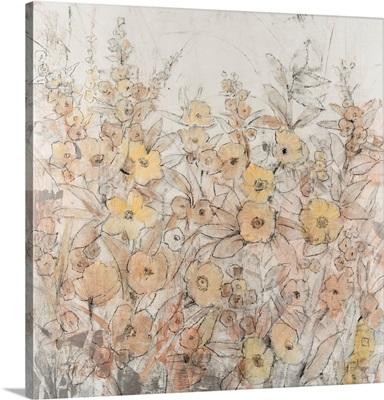 Flowers In The Wind II