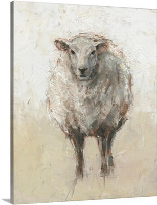 Fluffy Sheep I