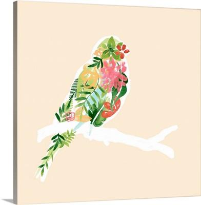 Foliage & Feathers II