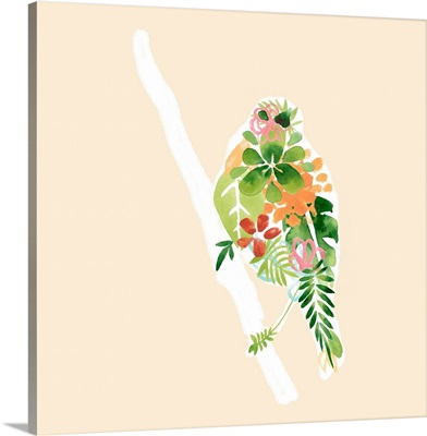 Foliage & Feathers III