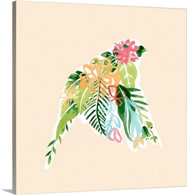 Foliage & Feathers IV