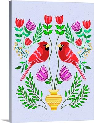 Folk Bird I