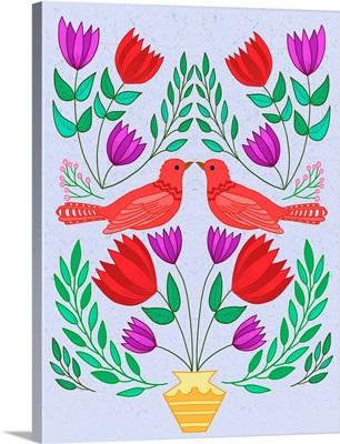 Folk Bird III