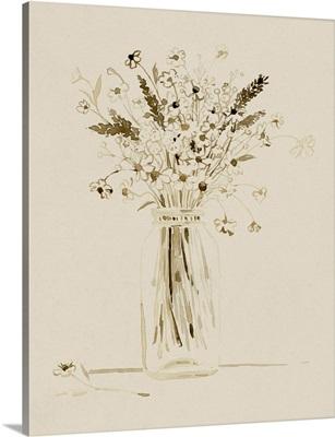 Foraged Bouquet I