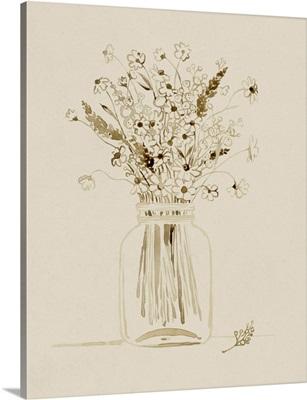 Foraged Bouquet II
