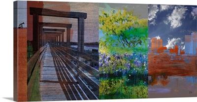Fort Worth Collage I