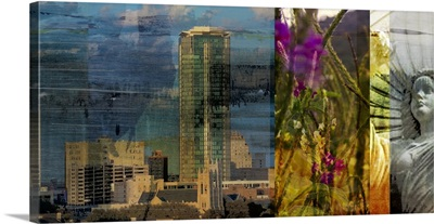 Fort Worth Collage II