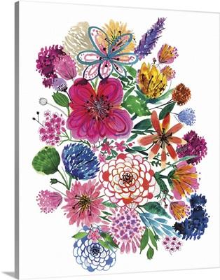 Free Floral I