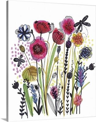 Free Floral II