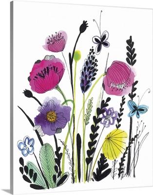 Free Floral IV