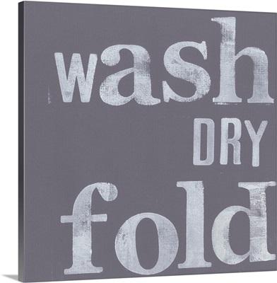 Fresh Laundry III