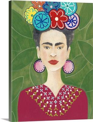 Frida Floral II
