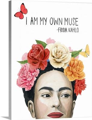 Frida's Flowers I