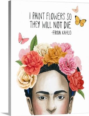 Frida's Flowers II