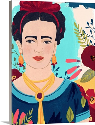 Frida's Garden I