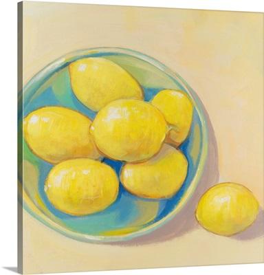 Fruit Bowl Trio I