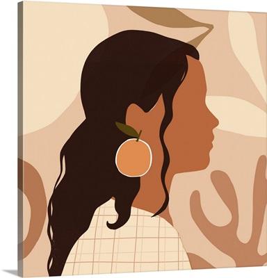 Fruit Earring III