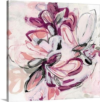 Fuchsia Floral II