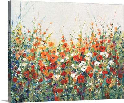 Garden In Bloom I