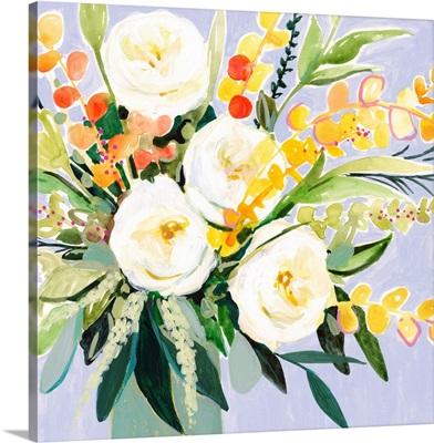 Garden Rose Bouquet II