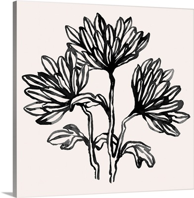 Gestural Blooms I