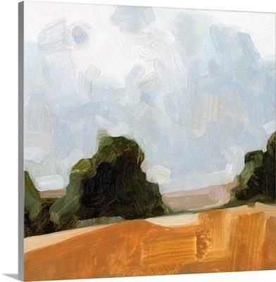 Gestural Landscape Study II