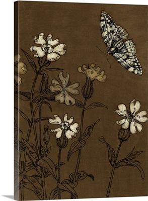 Gilded Blossom I