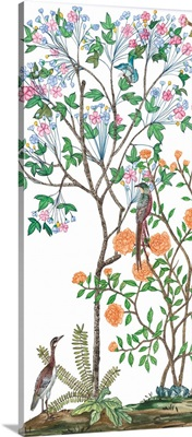 Gilded Traditional Chinoiserie I