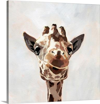Giraffe's Gaze I