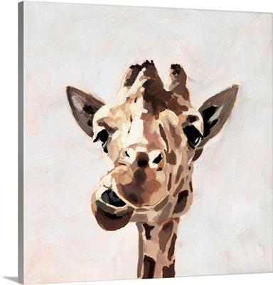 Giraffe's Gaze II