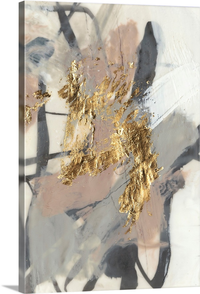 Golden Blush Ii Wall Art Canvas Prints Framed Prints Wall Peels Great Big Canvas