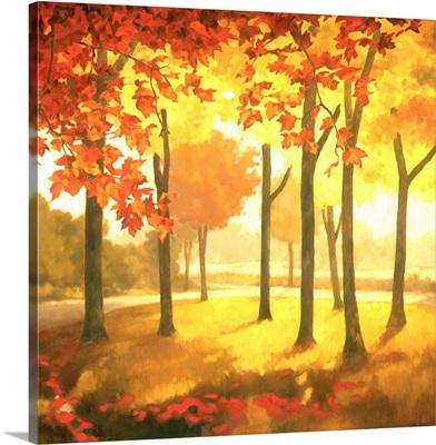 Golden October II