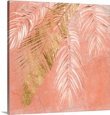 Golden Palms I