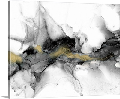 Golden Precipice I