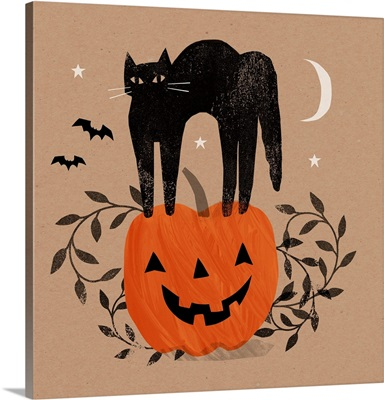 Graphic Halloween I