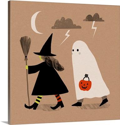 Graphic Halloween III