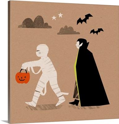 Graphic Halloween IV