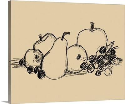 Graphite Fruit II