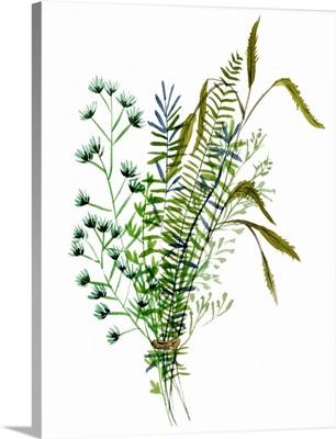 Green Bouquet II