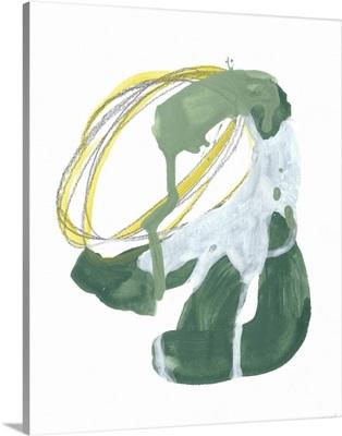 Green Discus II