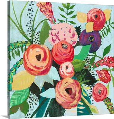 Halcyon Bouquet I