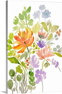 Happy Flowers III