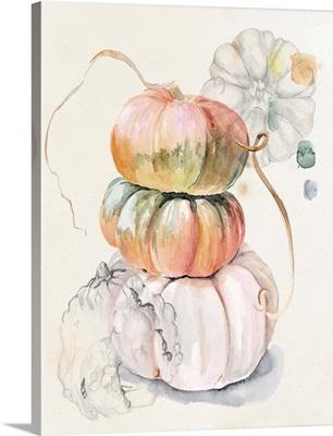 Harvest Pumpkins I