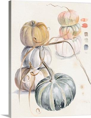 Harvest Pumpkins II